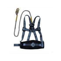 戈尔牧半身攀登安全带户外攀岩登山电工带 带挂钩 高空作业AQD821
