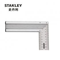 史丹利  铝柄不锈钢直角尺 35-351-23 300×165mm (1)