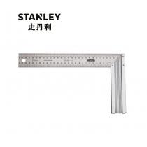 史丹利  铝柄不锈钢直角尺 35-351-23 300×165mm