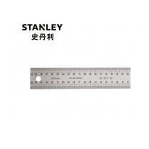 史丹利  铝柄不锈钢直角尺 35-351-23 300×165mm (2)